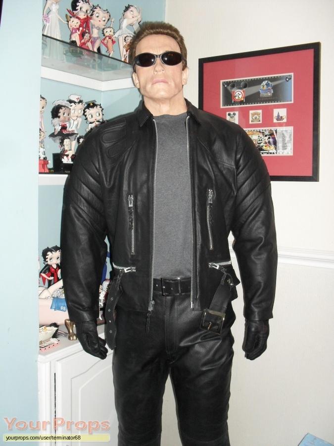Terminator 3  Rise of the Machines replica movie costume