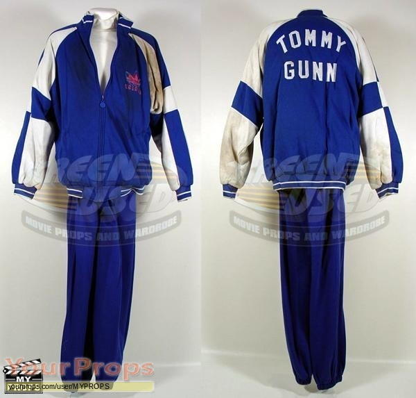 Rocky V original movie costume