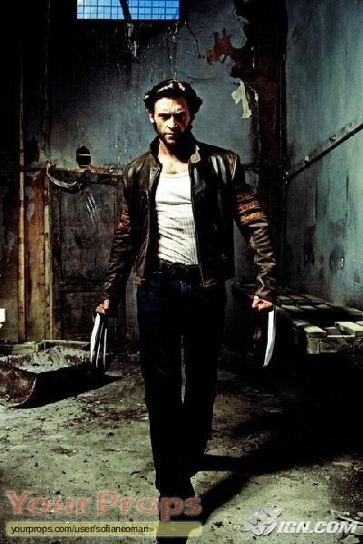 X-Men Origins  Wolverine replica movie costume