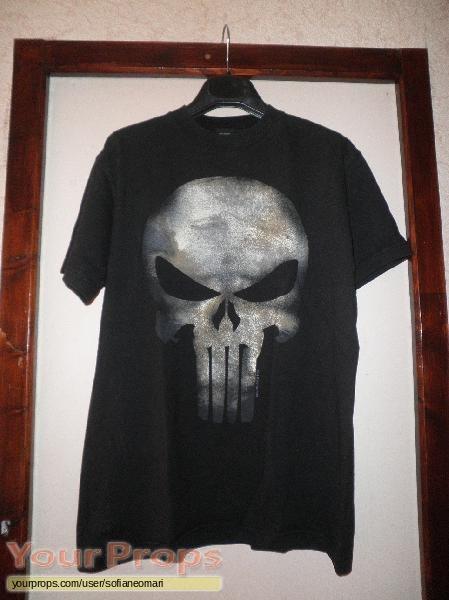 The Punisher replica movie costume