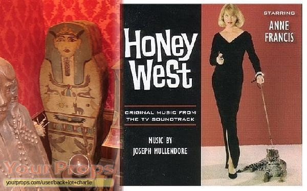 Honey West original movie prop