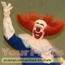 Bozos Circus original production material