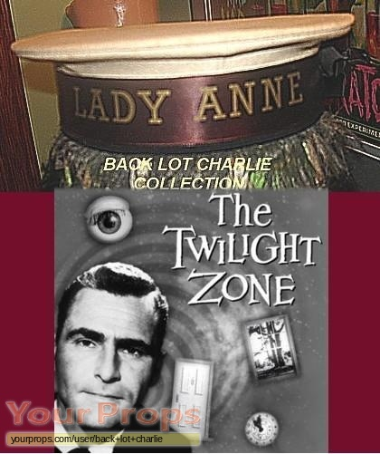 The Twilight Zone original movie costume