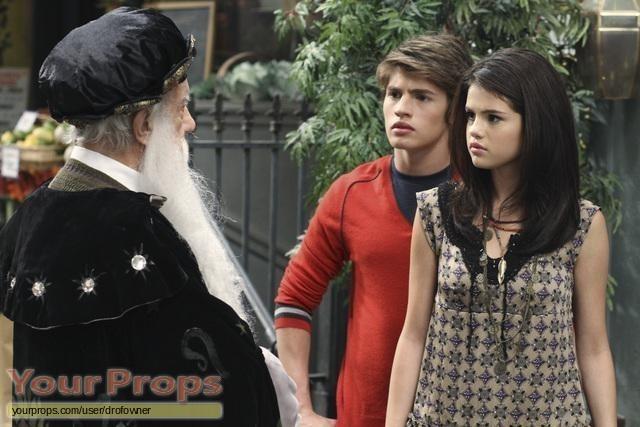 Wizards of Waverly Place original movie costume