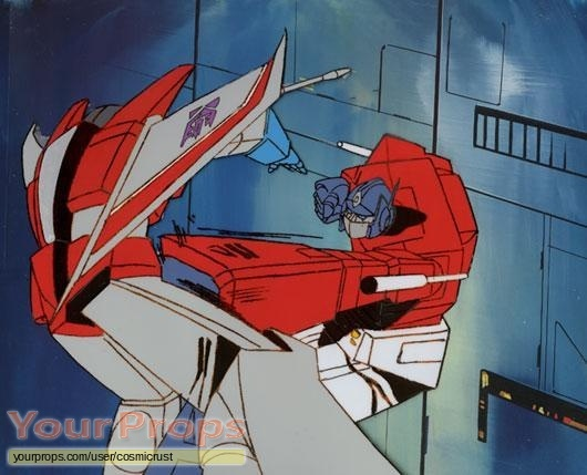 Transformers (Original Series) original production material