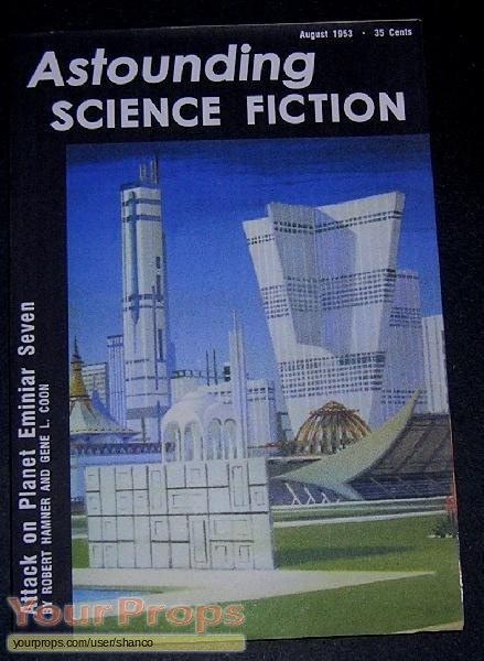 space science fiction magazine - photo #18