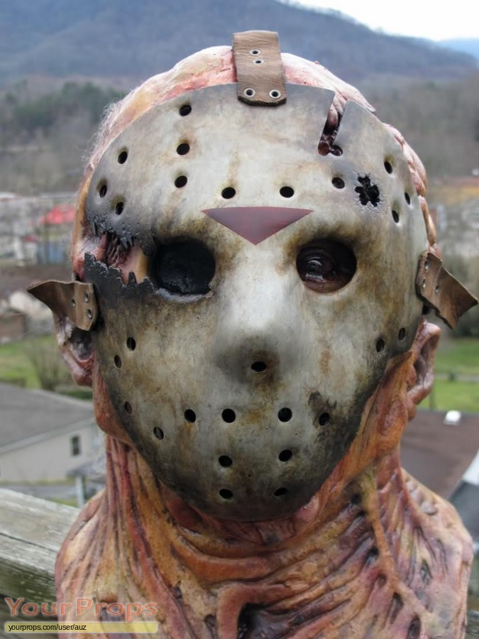 Jason Goes to Hell  The Final Friday replica movie costume