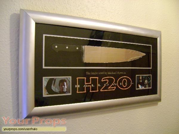 Halloween H20  20 Years Later original movie prop weapon