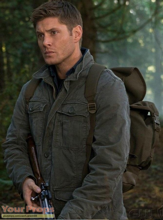 Dean winchester green gap jacket