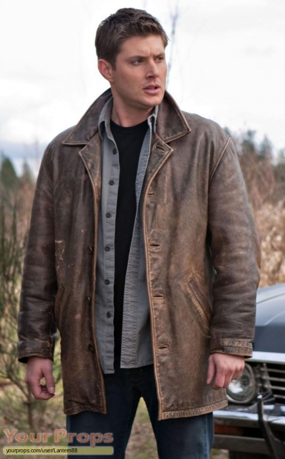 Supernatural replica movie costume