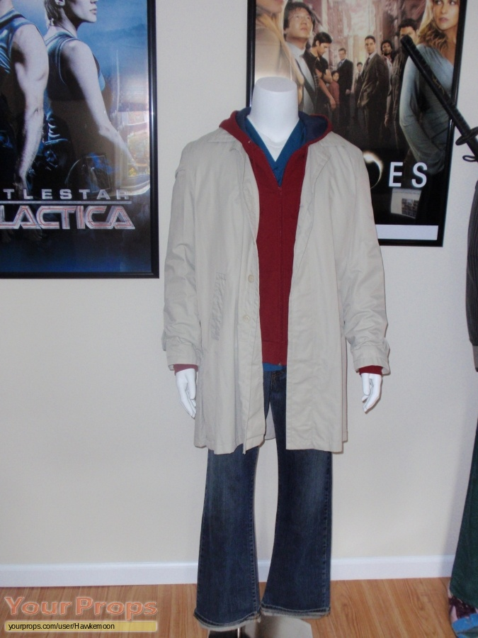 Heroes original movie costume