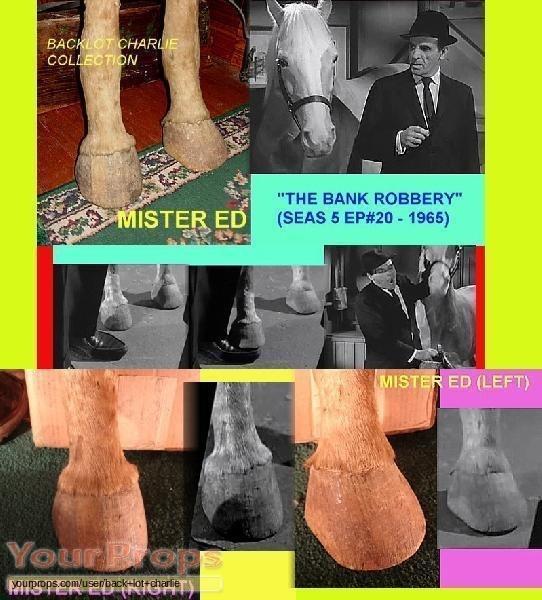 Mister Ed original movie prop