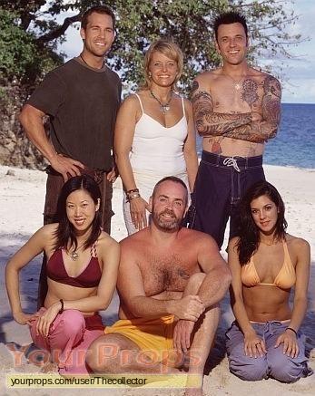 Survivor All-Stars original movie prop
