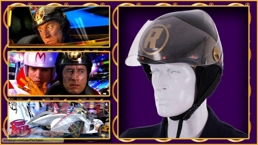 Speed Racer original movie costume