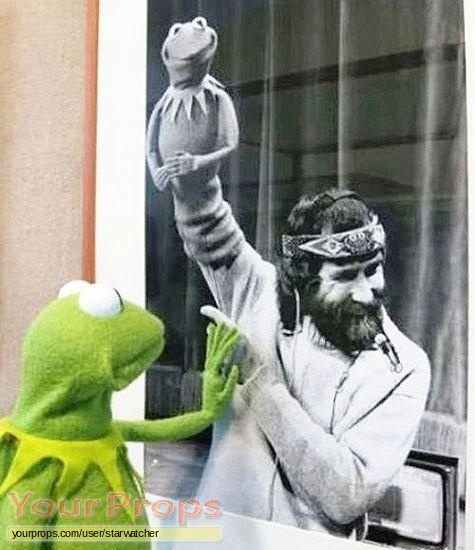 The Muppet Show replica movie prop