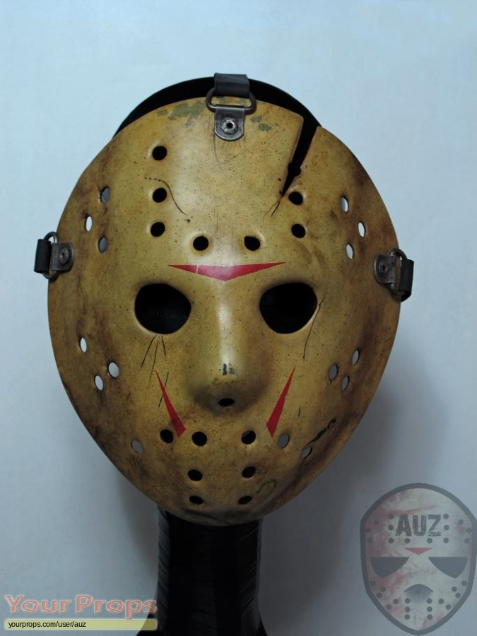 Friday the 13th  Part 8  Jason Takes Manhattan replica movie costume