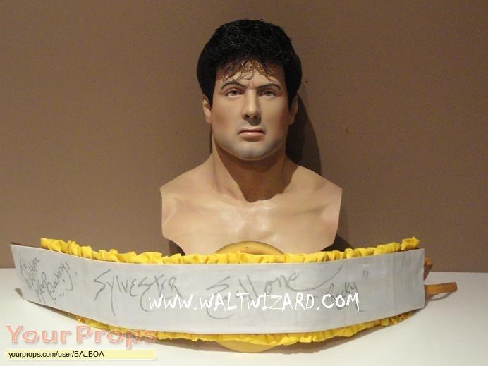 Rocky II replica movie prop