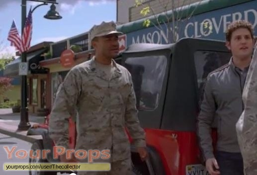 Stargate Universe  SGU original movie prop