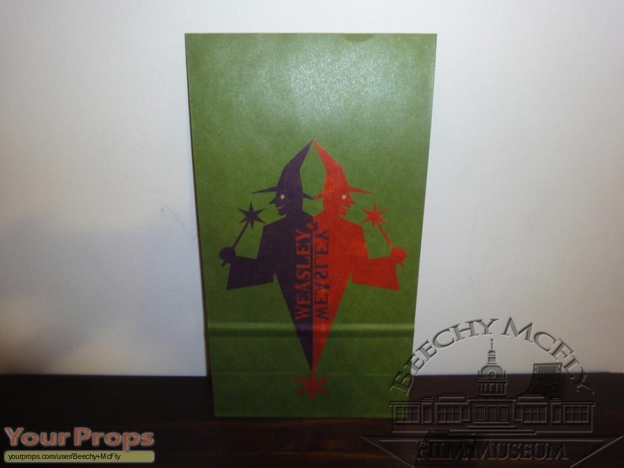 Harry Potter and the Half Blood Prince replica movie prop