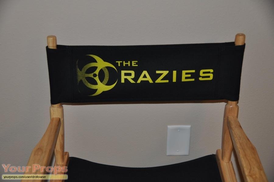 The Crazies original production material