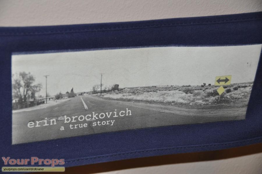 Erin Brockovich original production material