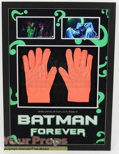 Batman Forever original movie prop