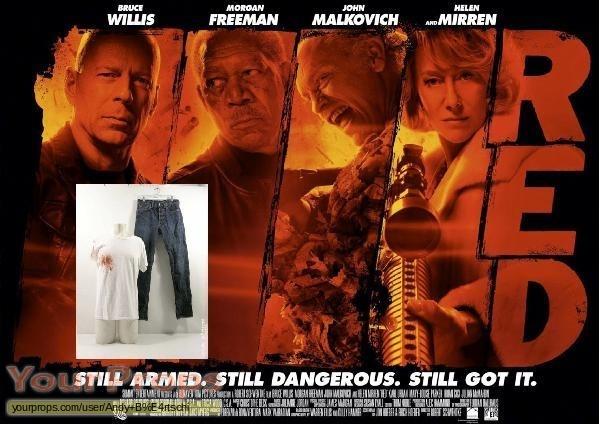 Red original movie costume