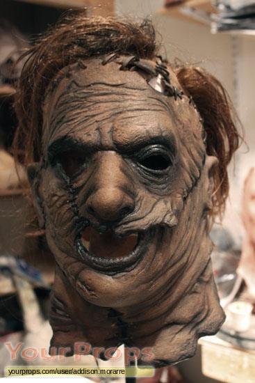 The Texas Chainsaw Massacre replica movie costume