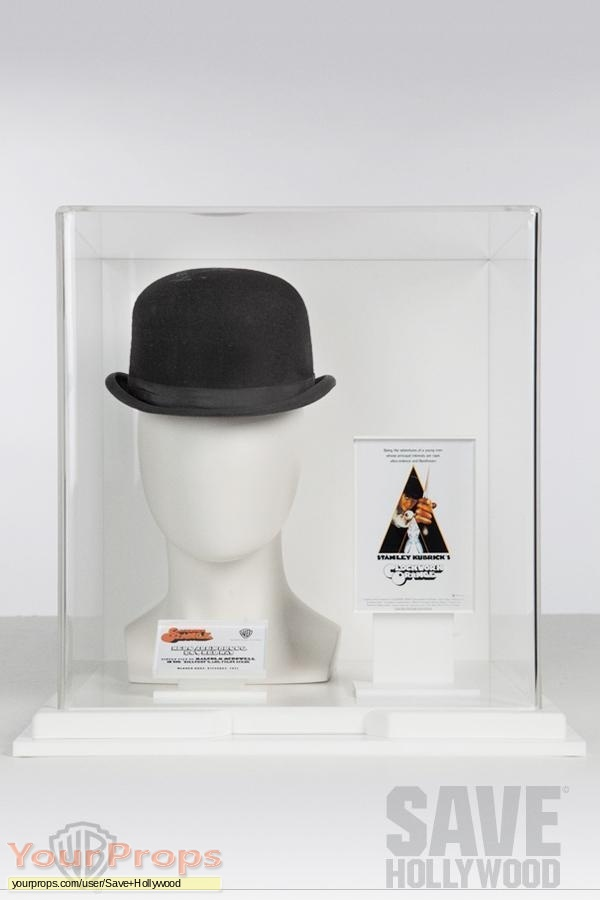 A Clockwork Orange  Stanley Kubricks original movie costume