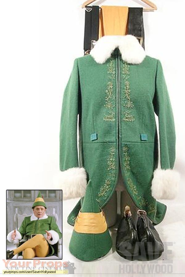 Elf Papa Elf Bob Newhart Complete Costume Original Movie