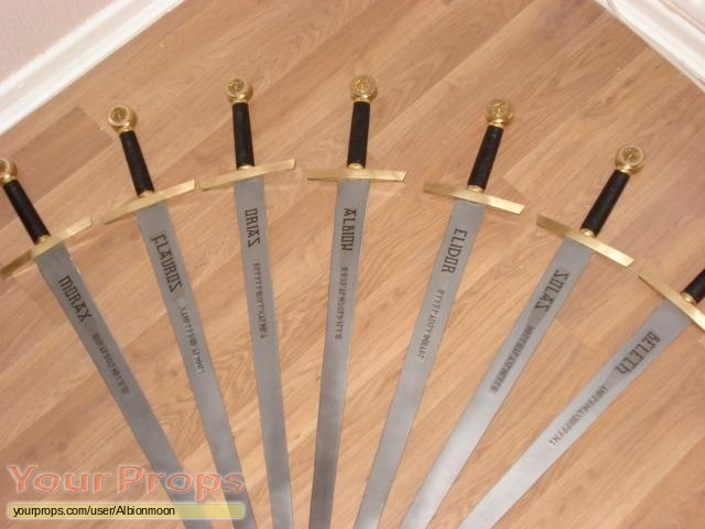 Robin of Sherwood replica movie prop weapon