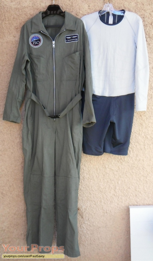 Defying Gravity original movie costume