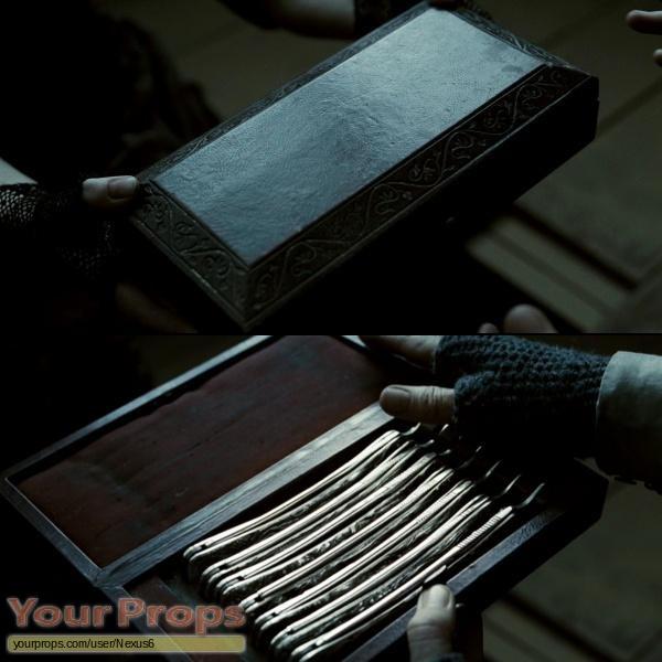 Sweeney Todd  The Demon Barber of Fleet Street replica movie prop