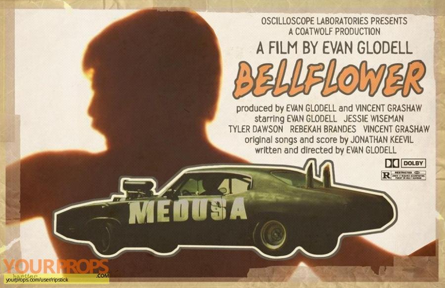 Bellflower original production material