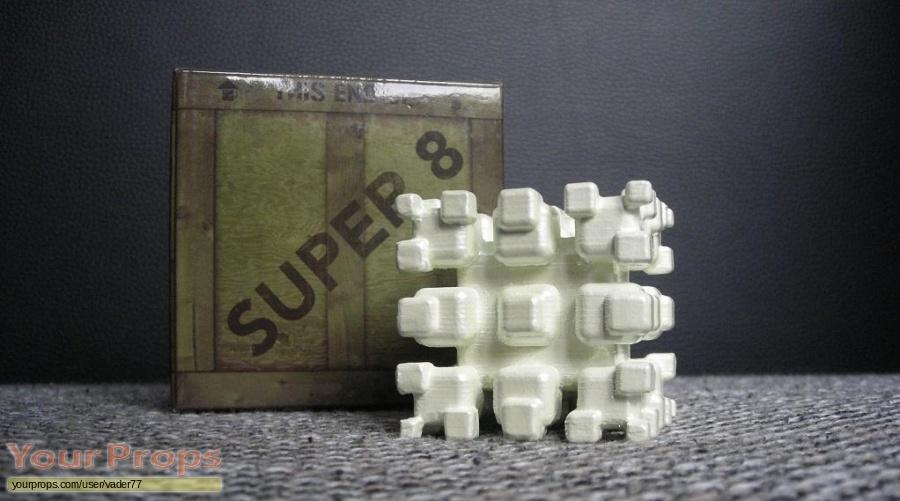 Super 8 replica movie prop