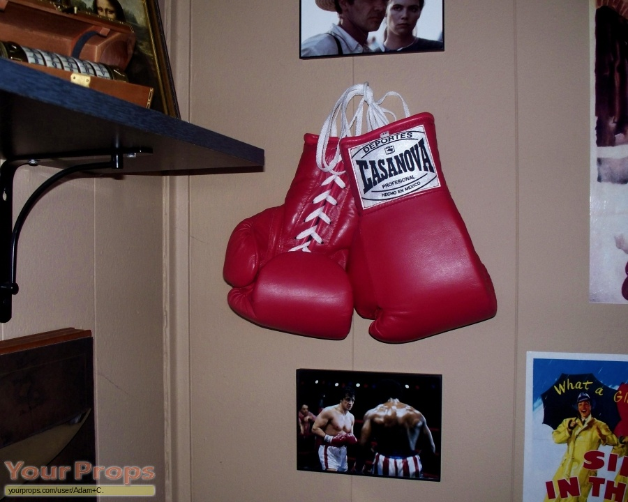 Rocky replica movie prop