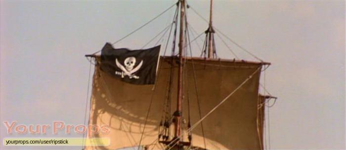 Cutthroat Island original movie prop