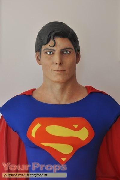 Superman replica movie prop