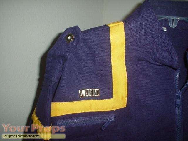 Star Trek  Enterprise replica movie costume