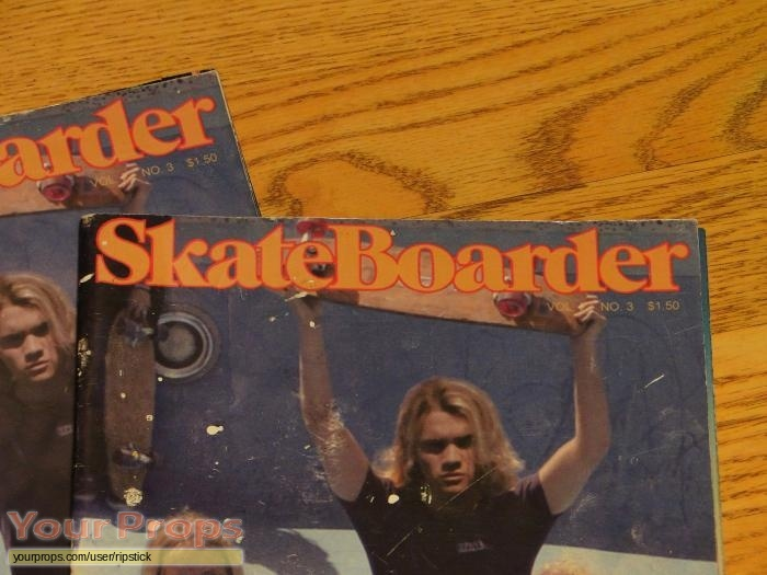 Lords of Dogtown original movie prop