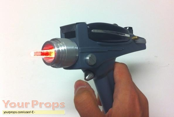 Star Trek  Phase 2 replica movie prop weapon