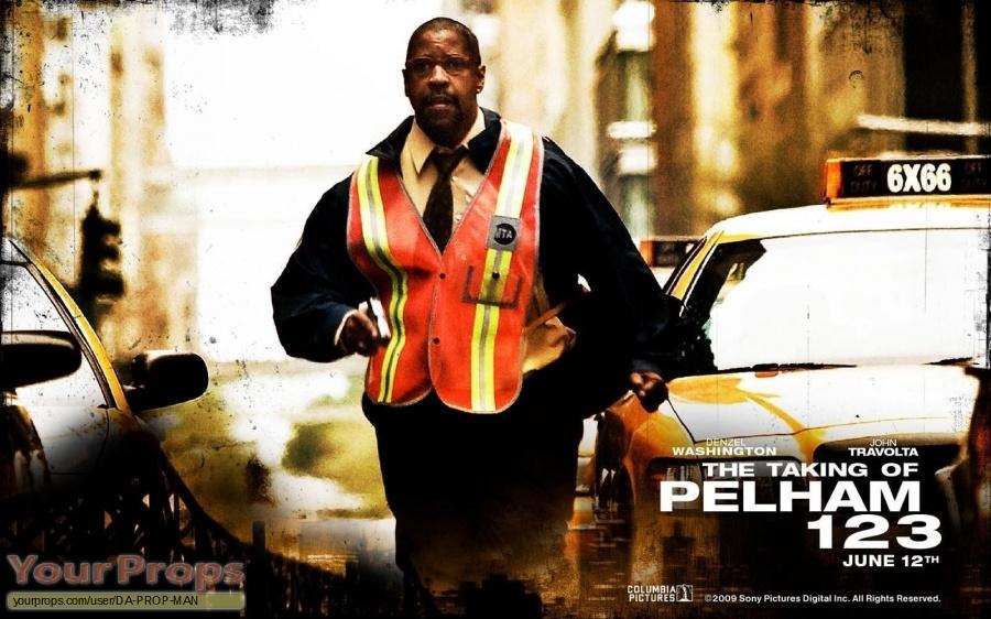 The Taking of Pelham 1 2 3 original movie costume