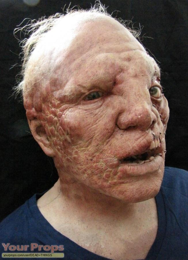 The Hills have Eyes original make-up   prosthetics