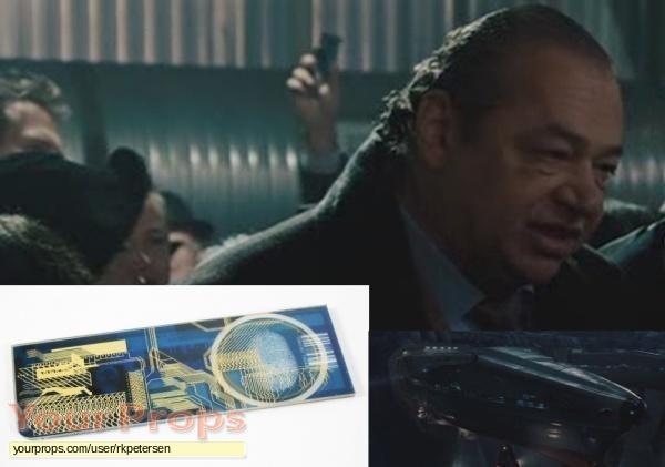 2012 original movie prop