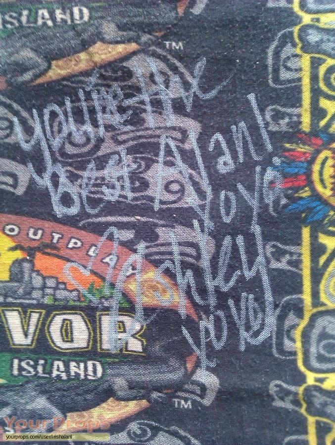 Survivor Redemption Island original movie costume