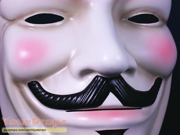 V for Vendetta replica movie prop