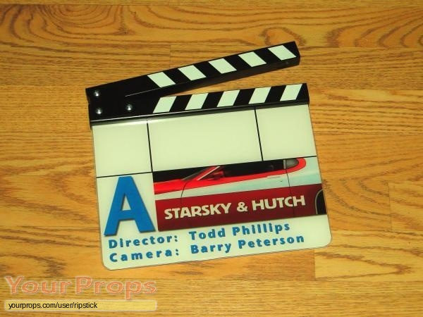 Starsky   Hutch original film-crew items