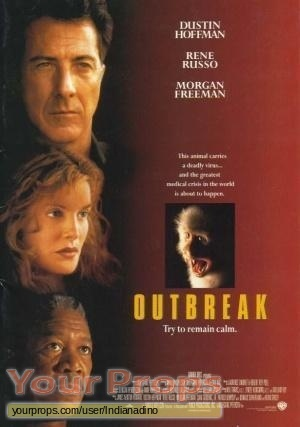Outbreak original production material