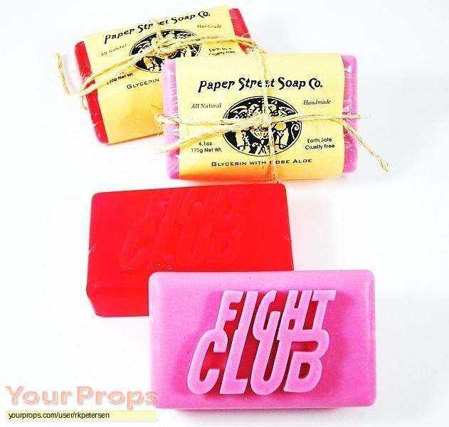 Fight Club replica production material