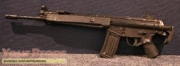 Miami Vice original movie prop weapon